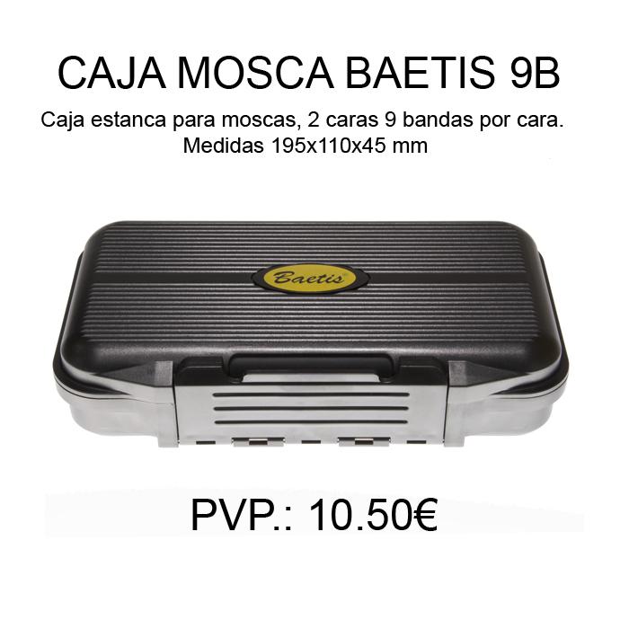 Caja Mosca BCM9B