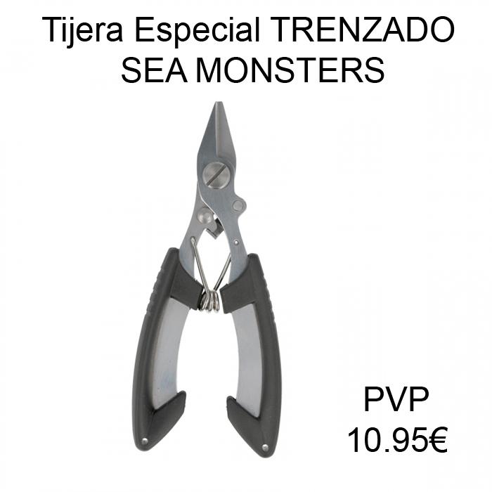 Tijera Especial Trenzados